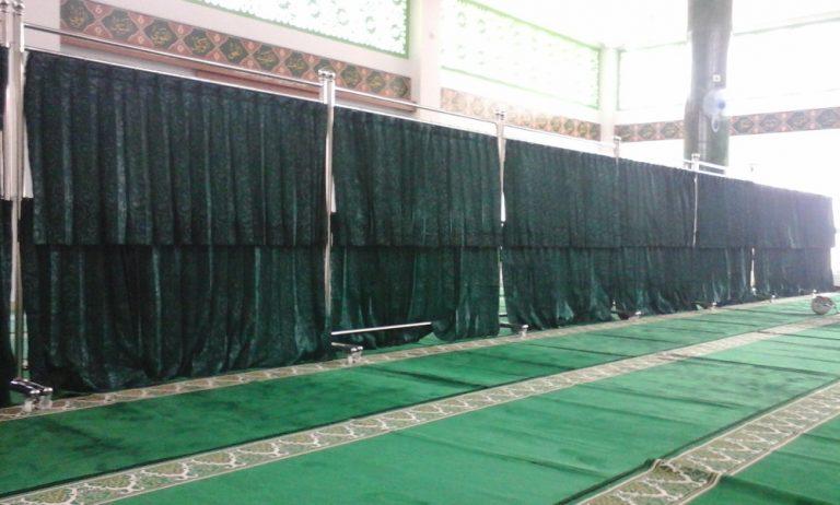 Pengajian Berikhtilat dan Tanpa Hijab