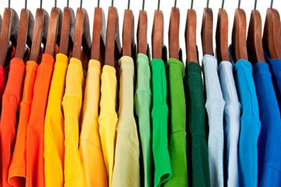 Pakaian Warna-Warni Muslimah