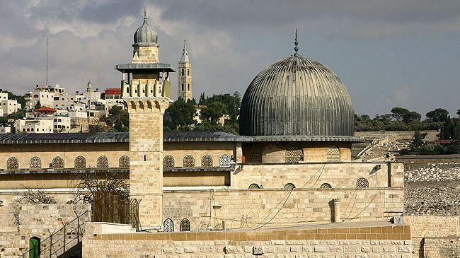 Wahyu Shalat Ketika Isra' Mi'roj