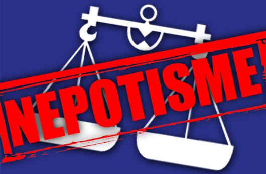 Melamar Pekerjaan Di Perusahaan Yang Terkenal Nepotisme