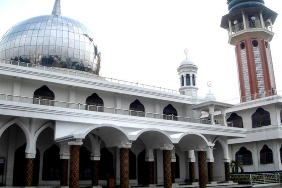 Masjid Bertingkat