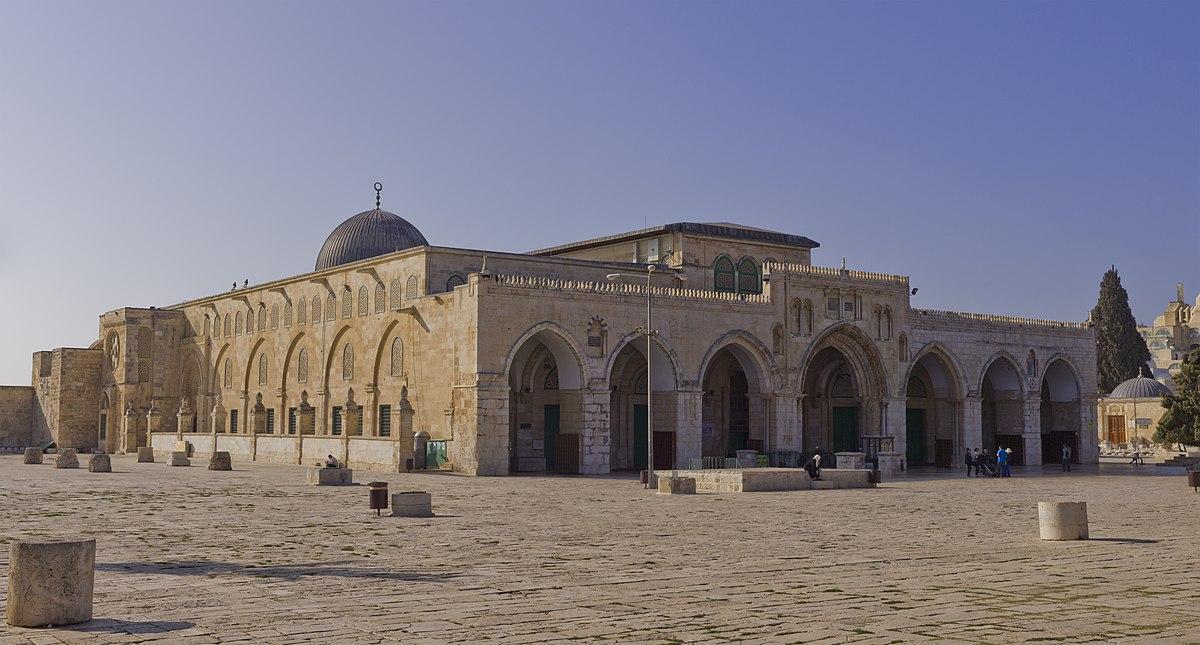 Hadits Kekhilafahan di Al Maqdis