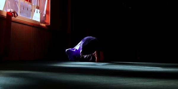 Menggabungkan Niat Qadha' Sholat Tahajut dengan Dhuha