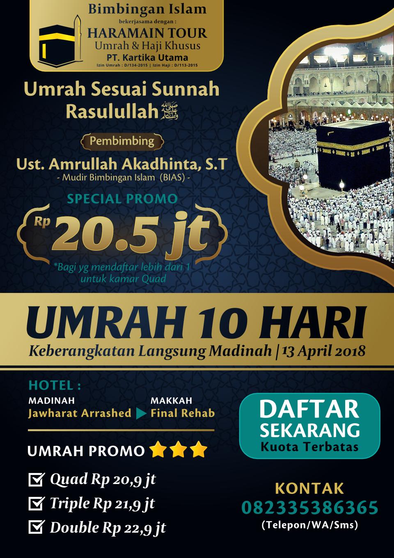 umrah bimbingan islam