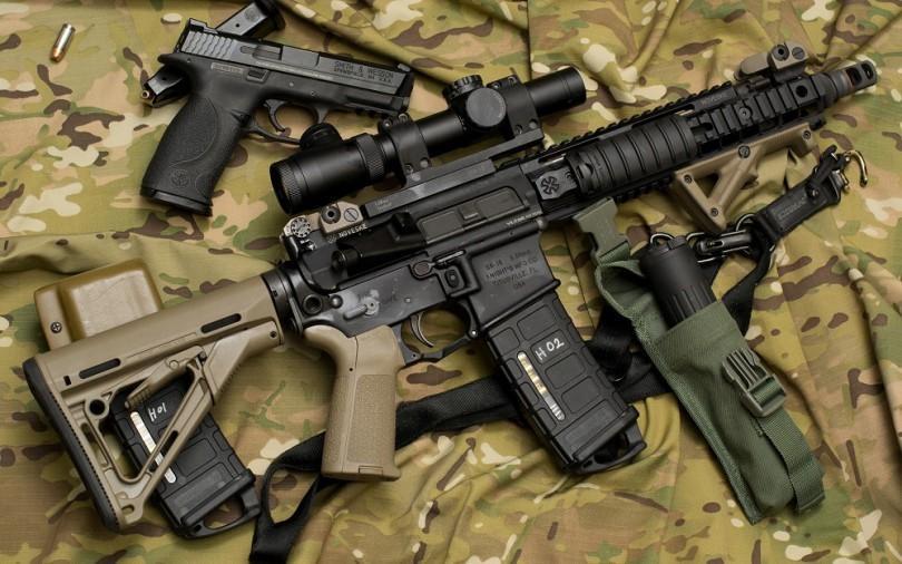 hukum memiliki senjata