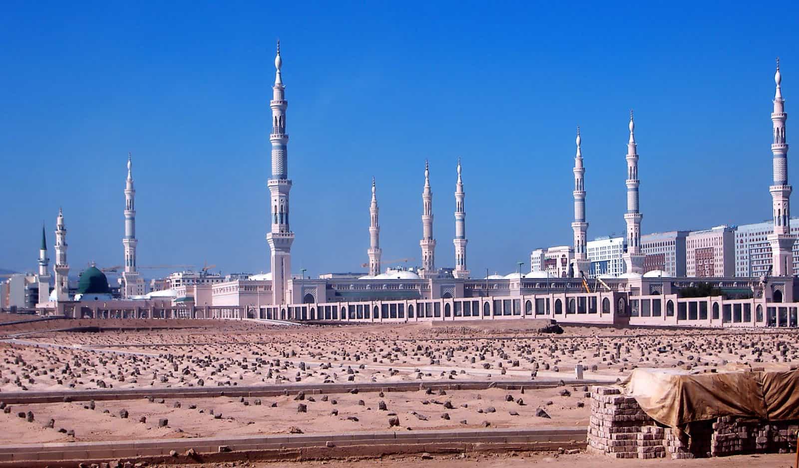 kuburan khusus orang islam