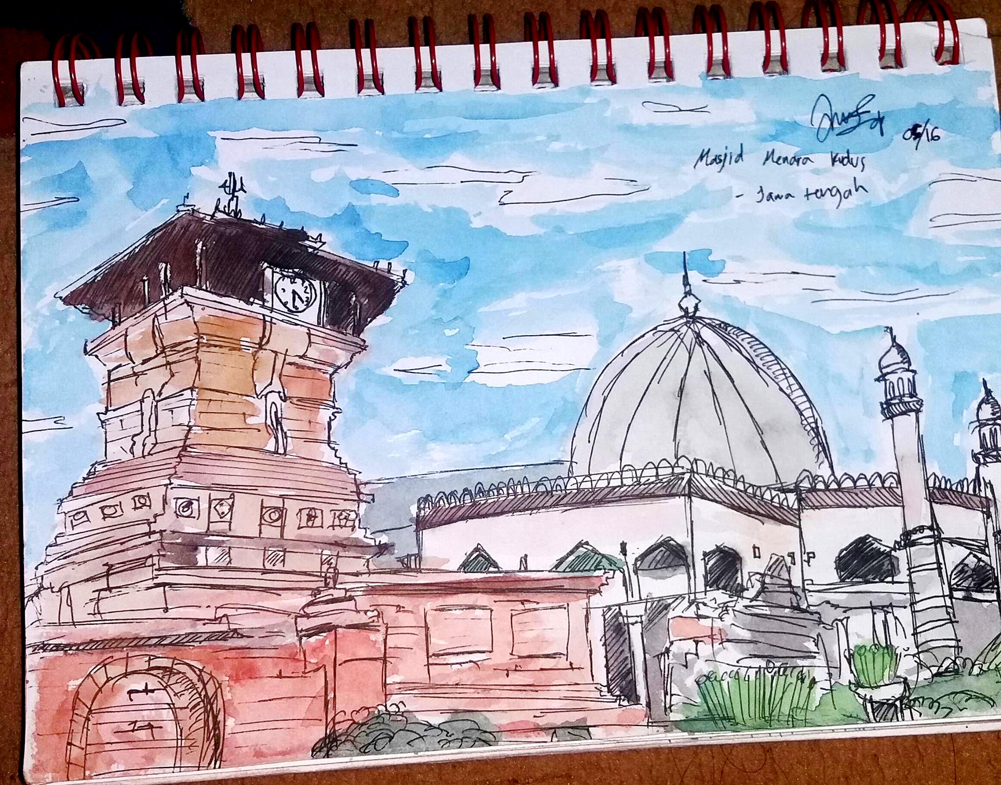 Hukum Menggambar Dalam Rangka Pendidikan bimbingan islam