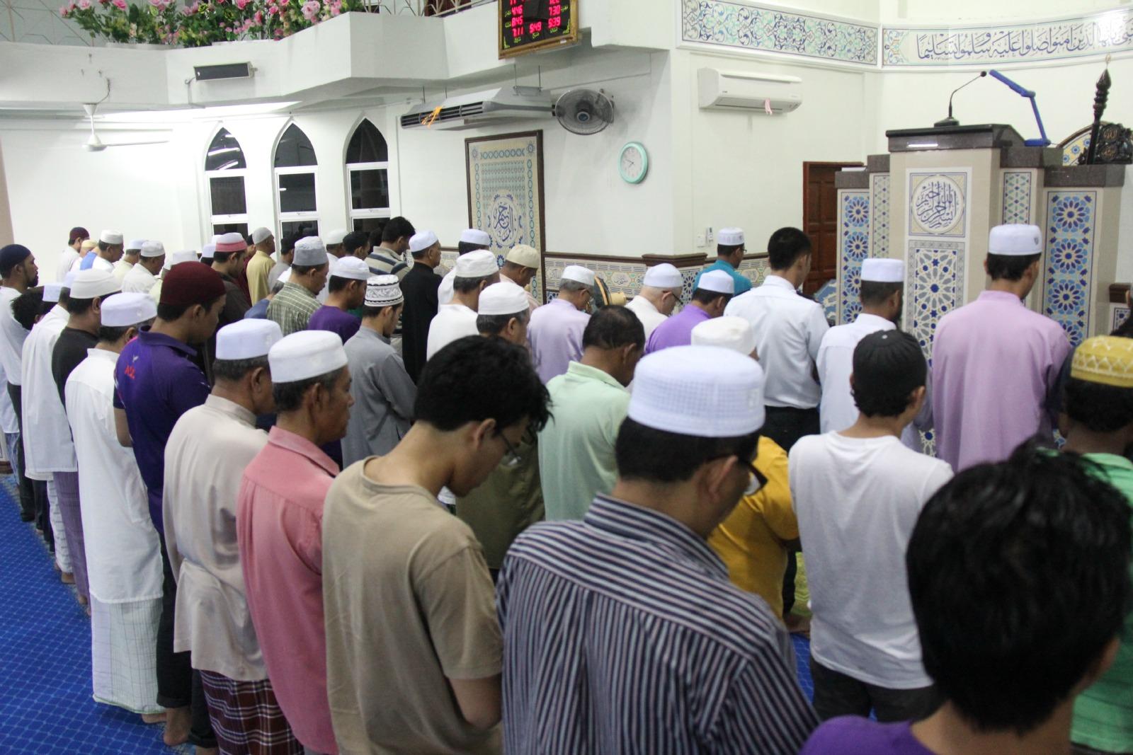 Tidur ketika sholat, Batal Atau Tidak bimbingan islam
