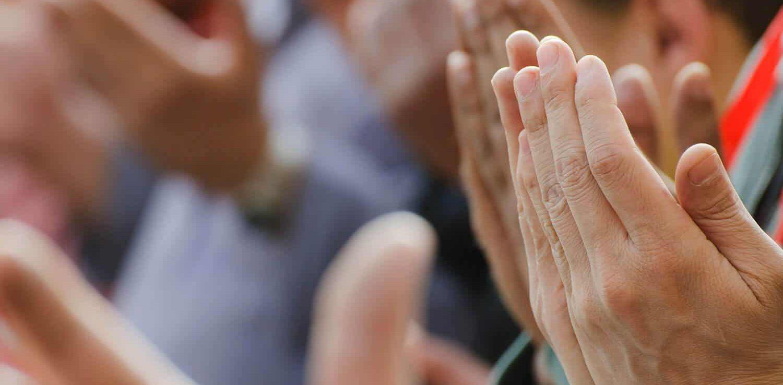 Kamu Sudah Tahu Hukum Mengaminkan Doa Orang Kafir, Apa Boleh bimbingan islam