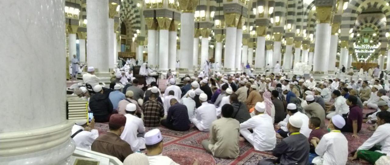 Tidak Mau Belajar Islam, Karena Takut Dosa Jika Tahu Hukumnya bimbingan islam