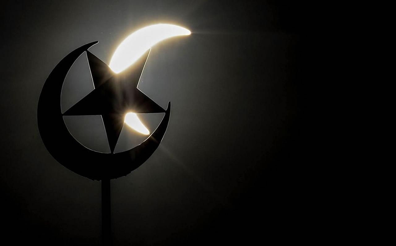 Benarkah Simbol Bulan Sabit dan Bintang Adalah Lambang Islam bimbingan islam