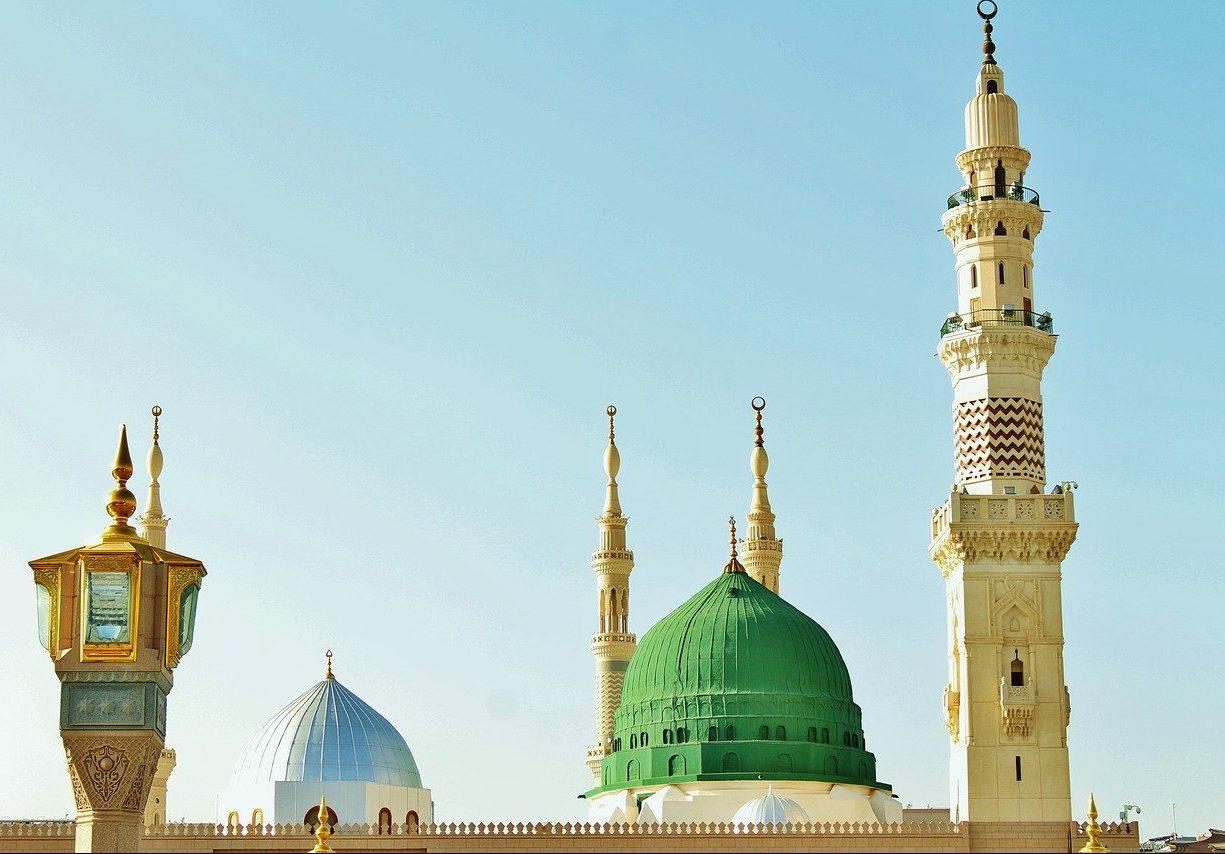 Apa Syarat Disebut Masjid dan Bisa Untuk Sholat Jumat bimbingan islam