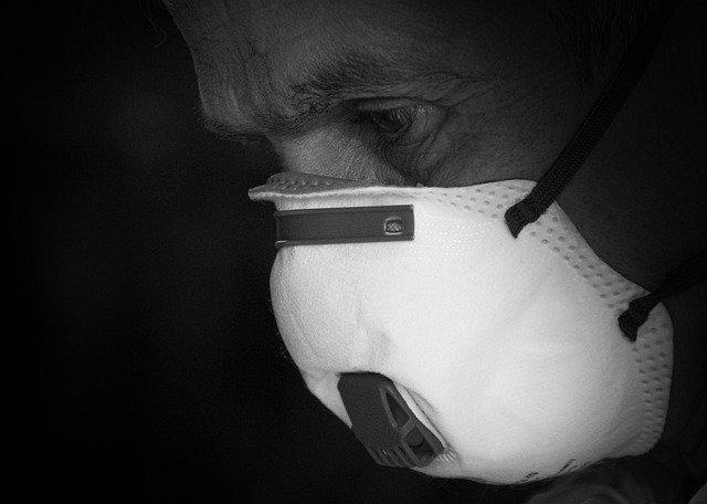 Hukum Menggunakan Masker Ketika Shalat