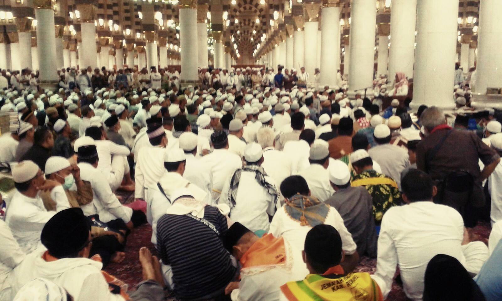 Allah Menghendaki Kebaikan Dengan Kepahaman Ilmu Agama bimbingan islam