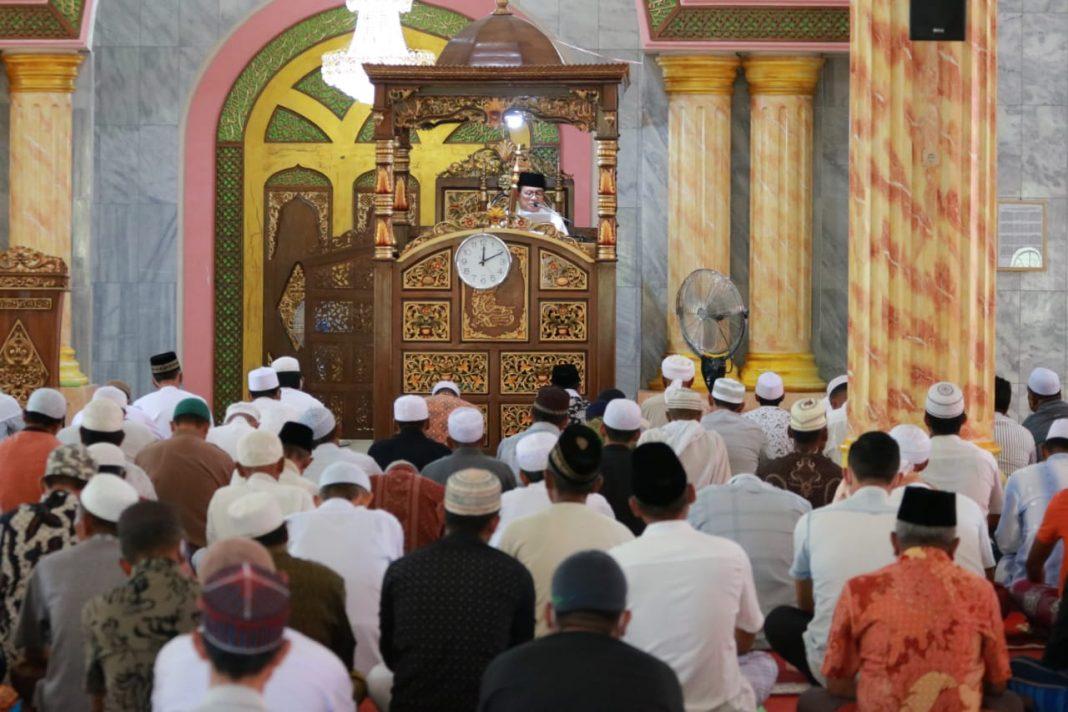 Hadits-Hadits Tentang Sholat Lima Waktu Sholat Diwajibkan Di Atas Langit Langsung Oleh Allah bimbingan islam