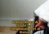 Setelah Sholat Di Masjid Lalu Mengimami Istri di Rumah