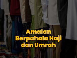 Inilah 5 Amalan Senilai Pahala Haji dan Umrah