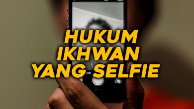 Bagaimana Hukum Ikhwan yang Selfie