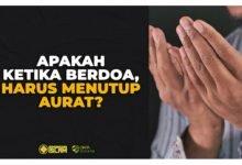 Apakah Ketika Berdoa, Harus Menutup Aurat