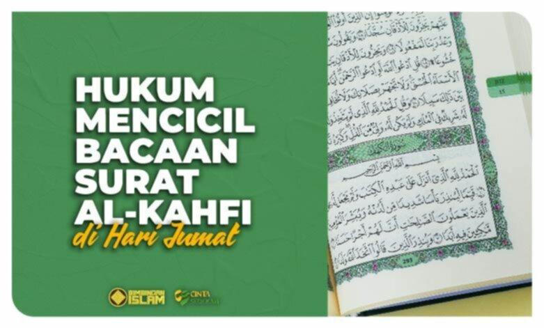 Hukum Mencicil Bacaan Surat al-Kahfi di Hari Jumat